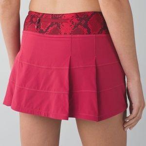 lululemon athletica Skirts - Lululemon Pace Rival Skirt II